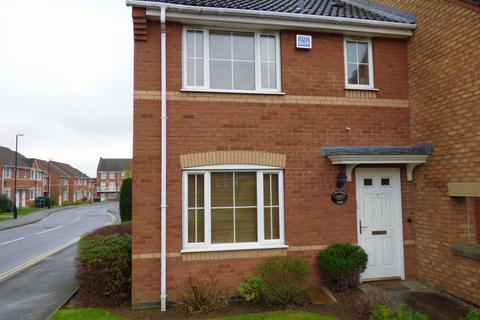 3 bedroom end of terrace house to rent - Perchfoot Close Cheylesmore Coventry