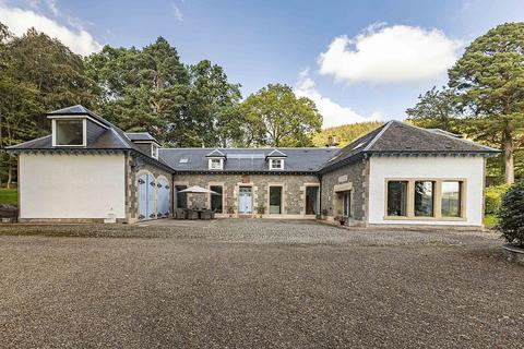 5 bedroom detached house for sale - The Coach House, Glenormiston, Innerleithen EH44 6RD
