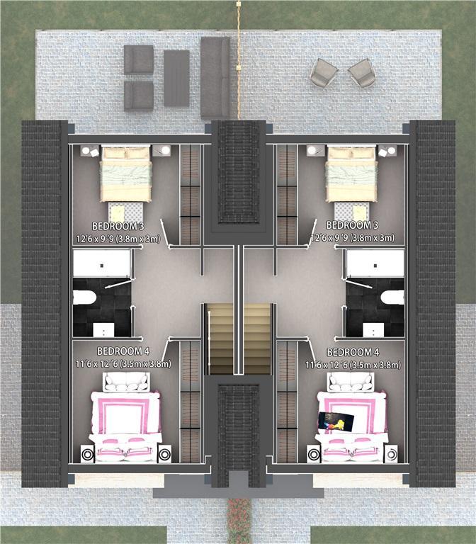 Floorplan 3 of 3: 2nd Floor