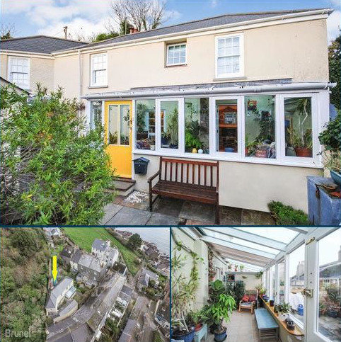 3 bedroom detached house to rent - Higher Rower, Kingsand