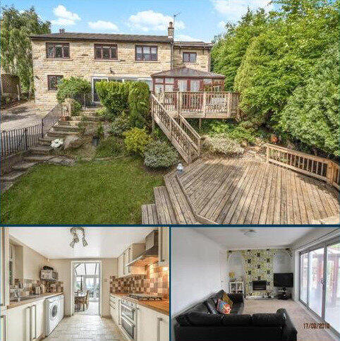 5 bedroom detached house to rent - Glebe Fold, Ilkley Road, Riddlesden, Keighley BD20