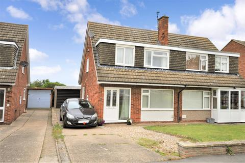 3 bedroom semi-detached house for sale - Grange Drive, Melton Mowbray, Leicestershire