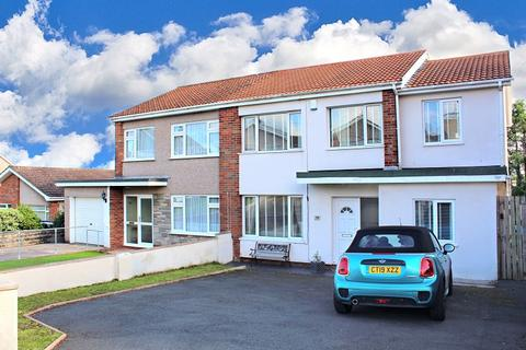 4 bedroom semi-detached house for sale - Larkspur Drive, West Cross, Swansea, City & County Of Swansea. SA3 5NT