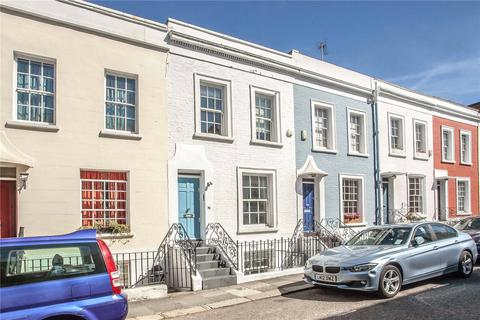 2 bedroom terraced house to rent - Farmer Street, Kensington, W8