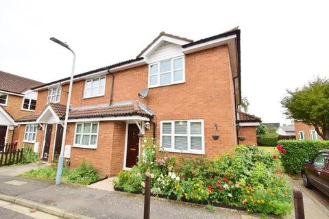 1 bedroom end of terrace house for sale - Homefield Close, Hayes, Middlesex