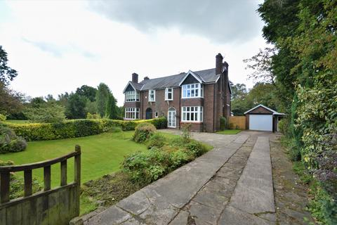 4 bedroom semi-detached house for sale - Plumley Moor Road, Plumley, Knutsford