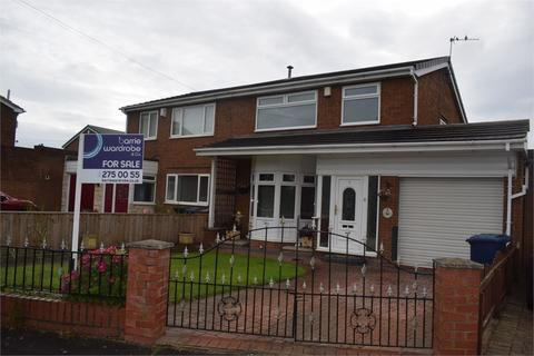 3 bedroom semi-detached house for sale - Moorway Drive, Newcastle upon Tyne, Tyne and Wear