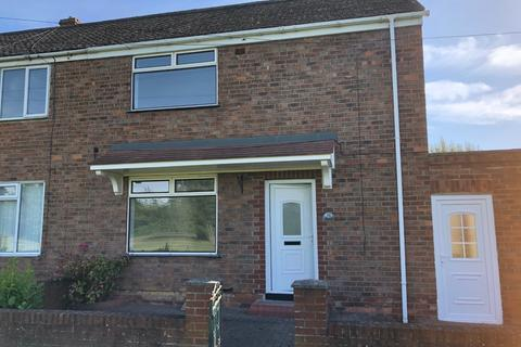 2 bedroom terraced house to rent - Mary Terrace, Bowburn, Durham