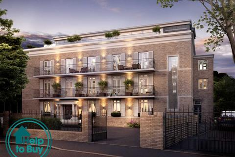 3 bedroom apartment for sale - Flat 17 Dudley House, Isleworth