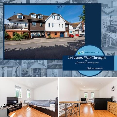 Studio to rent - Pyrford Road, West Byfleet