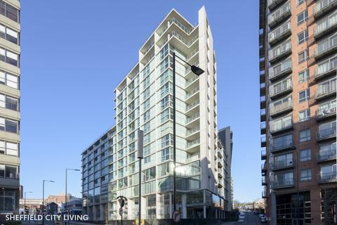 1 bedroom apartment for sale - City Point, 1 Solly Street, Sheffield, S1 4BP