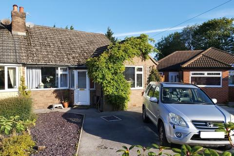 3 bedroom semi-detached bungalow for sale - Central Drive, Buxton