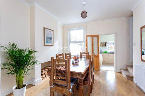 2 bedroom end of terrace house for sale - Woodlands Park Road, London, N15