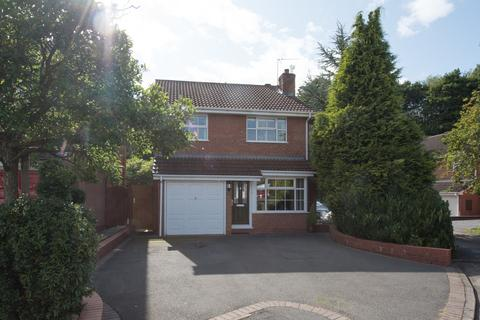 3 bedroom detached house for sale - Firbarn Close, Sutton Coldfield