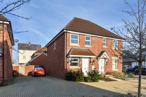 2 bedroom semi-detached house for sale - Lords Way, Andover