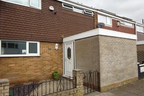 3 bedroom terraced house for sale - Cobham Walk, Netherton