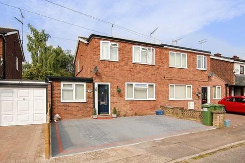 3 bedroom semi-detached house to rent - The Elms, Bletchley, Milton Keynes