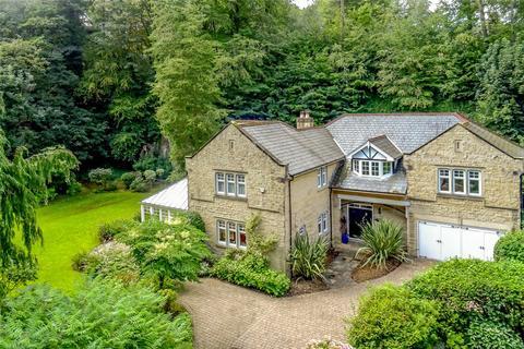 5 bedroom detached house for sale - Ferndell, 23 Quarry Dene, Weetwood, Leeds, LS16