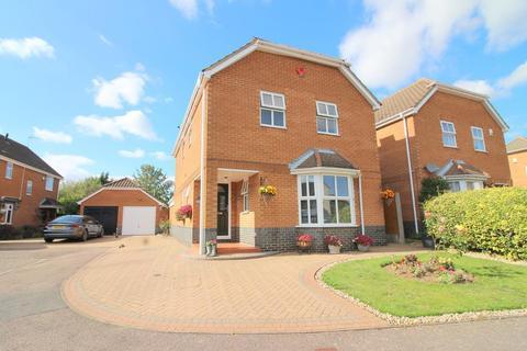 5 bedroom detached house for sale - Broadacres, Luton, Bedfordshire, LU2 7YF