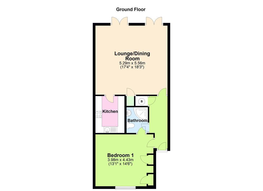 Floorplan 1 of 2: Floorplan One