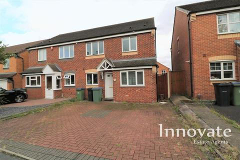 3 bedroom semi-detached house for sale - Anchor Drive, Tipton
