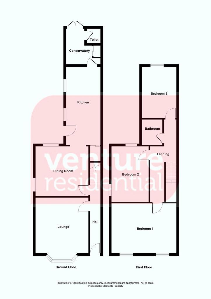 Floorplan: Tennyson Road