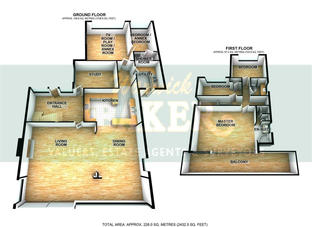 Floorplan 2 of 2: 40 OLD FORT ROAD, SHOREHAM BY SEA.jpg3d.jpg