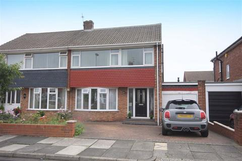 3 bedroom semi-detached house for sale - Farringdon Road, Marden Farm Estate, NE30