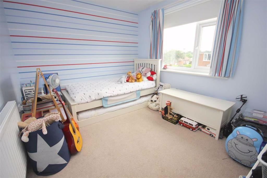 Rear double bedroom two