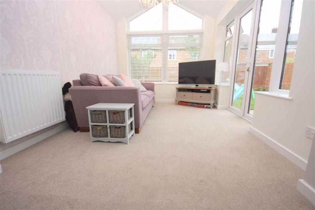Garden room / sitting room