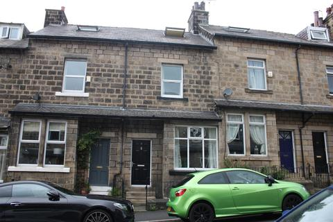 2 bedroom terraced house to rent - Rose Avenue, Horsorth