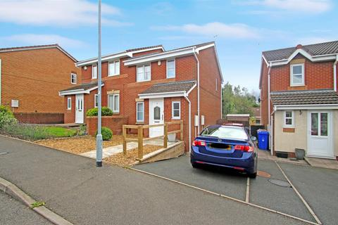 3 bedroom semi-detached house to rent - Beaufighter Grove, Tunstall, Stoke-On-Trent
