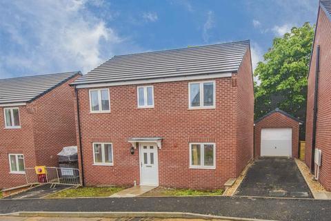4 bedroom detached house for sale - Ambler Close, Burton Latimer