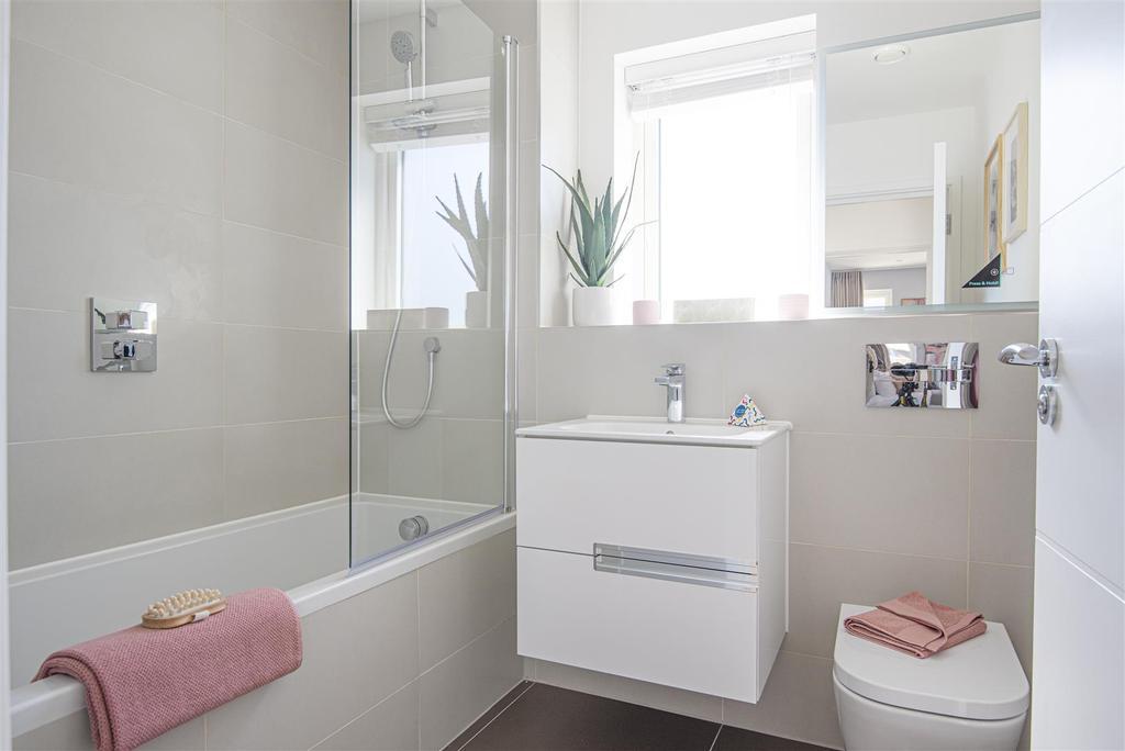 Bathroom Show House Photo