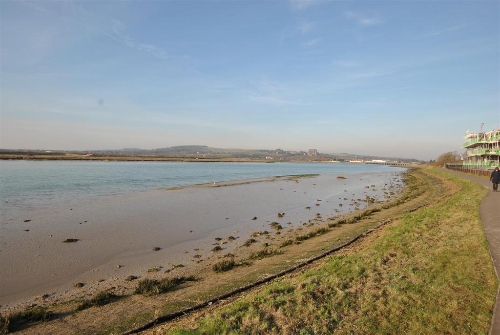 River Walk View
