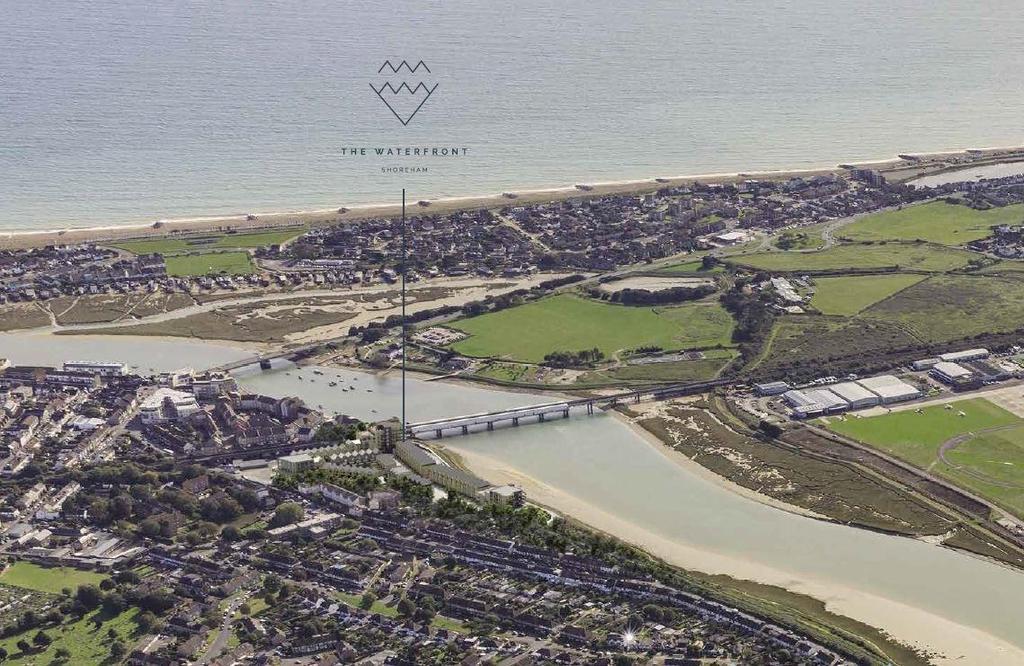 Aerial View  CGI