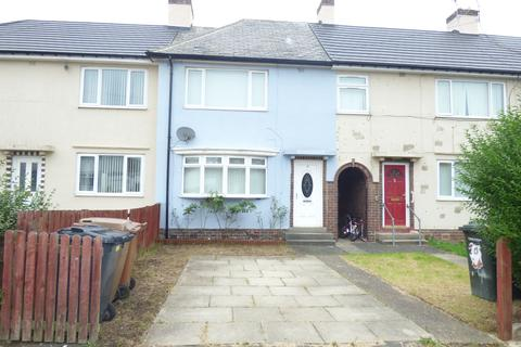2 bedroom terraced house to rent - Wheatfield Grove, Benton, Newcastle upon Tyne, Tyne and Wear, NE12 8DN