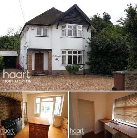 3 bedroom detached house to rent - Sywell Road