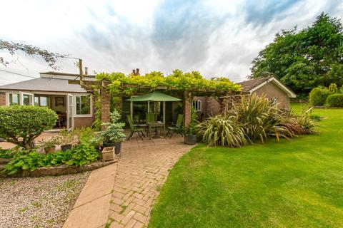 Shirenewton. 4 bedroom detached bungalow