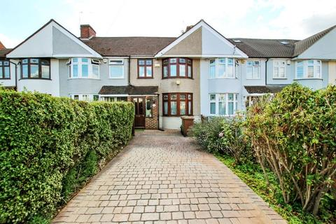 3 bedroom terraced house for sale - Sherwood Park Avenue, Sidcup