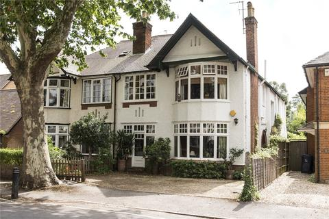 5 bedroom semi-detached house for sale - Davenant Road, Oxford, OX2