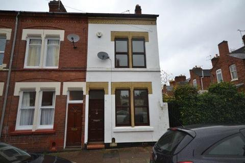 2 bedroom end of terrace house for sale - Cecilia Road, Leicester