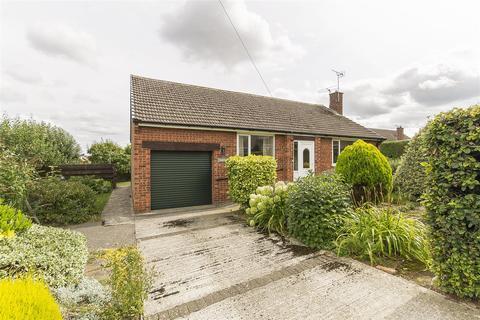 2 bedroom detached bungalow for sale - Hilltop Road, Wingerworth, Chesterfield