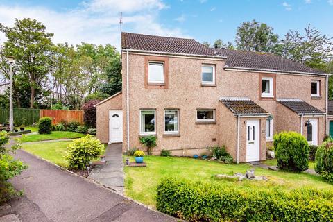 1 bedroom end of terrace house for sale - North Bughtlinside, East Craigs, Edinburgh, EH12