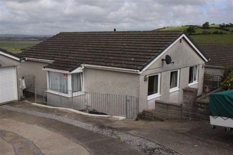 3 bedroom detached bungalow for sale - Golwg Y Mor, Penclawdd