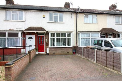 2 bedroom terraced house for sale - Hawthorn Avenue, Luton, Bedfordshire, LU2 8AW