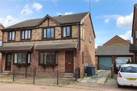 3 bedroom semi-detached house for sale - Houston Drive, Hull, East Yorkshire, HU5
