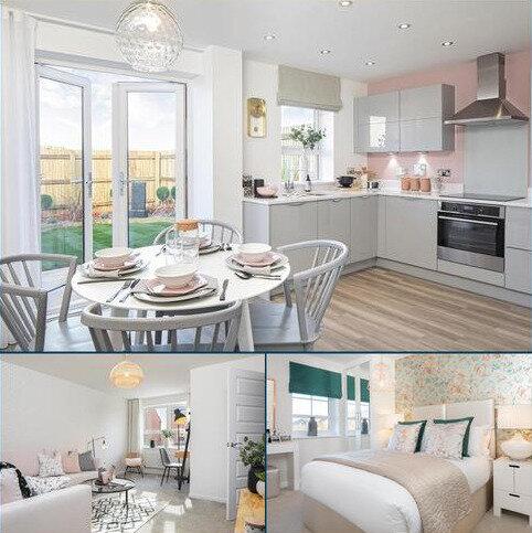 3 bedroom terraced house for sale - Plot 111, MAIDSTONE at Alexander Gate, Waterloo Road, Hanley, STOKE-ON-TRENT ST1