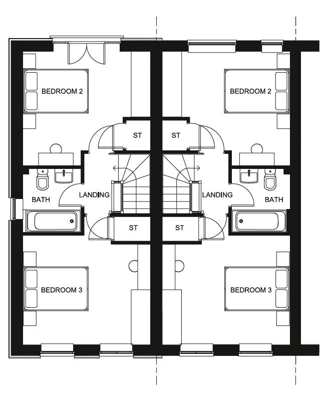 Floorplan 2 of 3: Second Floor%0d%0a%0d%0a