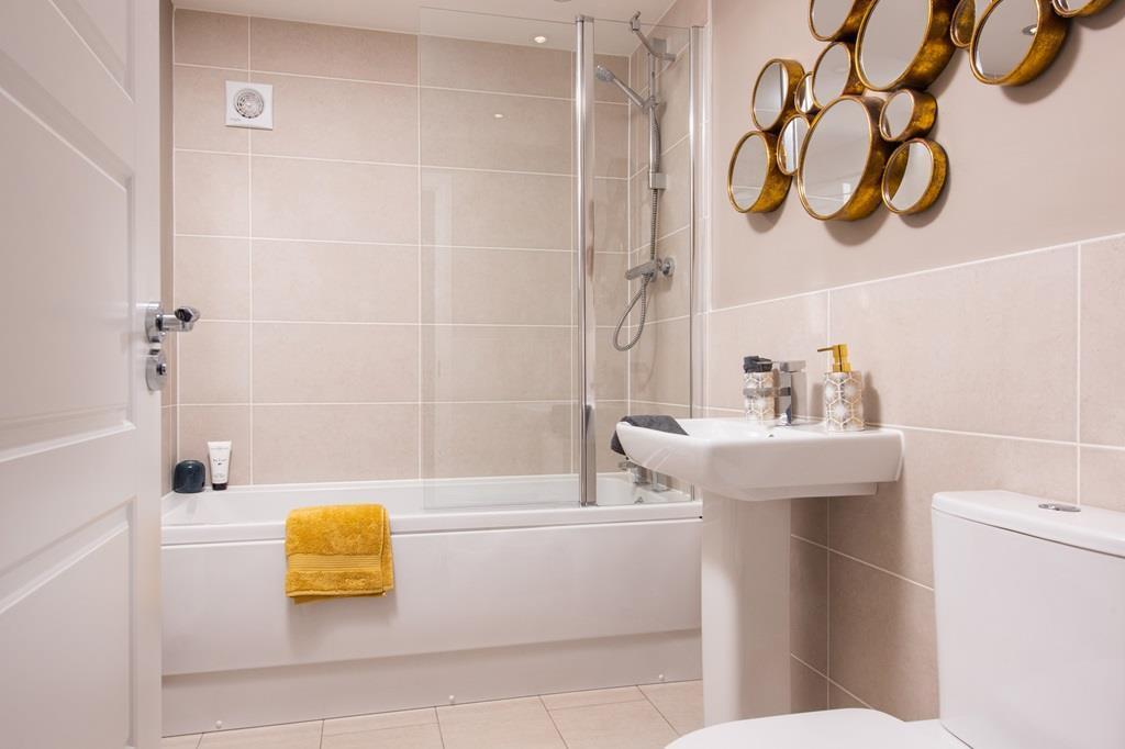 Th oakham bathroom